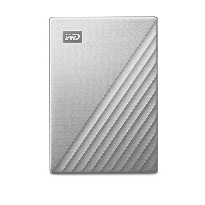 WD My Passport Ultra - 1TB Silver